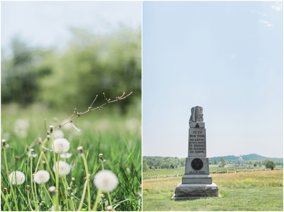 Gettysburg National Military Park, Pennsylvania | ©Fleckography 2015 www.fleckography.com, www.morningsbythesea.com