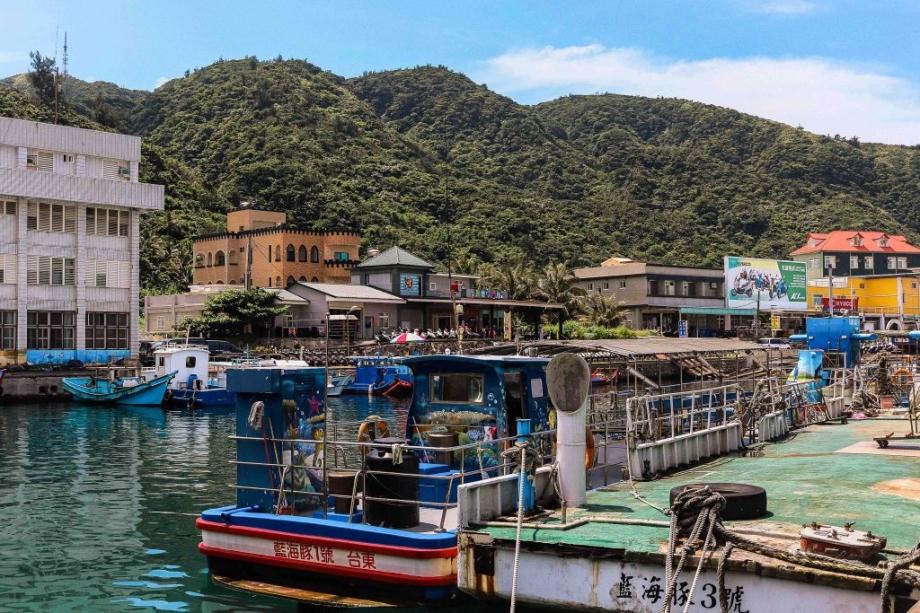 Green Island Taitung Ferry